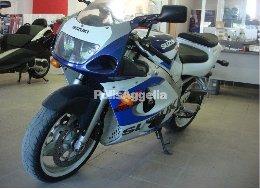 Suzuki GSXR 600 SRAD 600cc Super Sport