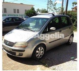 Fiat Idea 1400cc Λιμουζίνα / Sedan