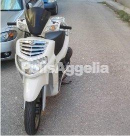 Sym HD 200i EVO 200cc Roller / Scooter