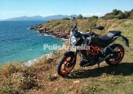 KTM 390 Duke ABS 390cc Άλλο