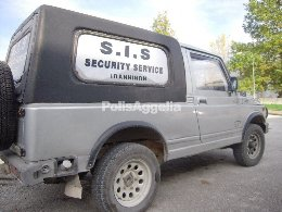 Suzuki ΤΖΙΠ SUZUKI 410 ΕΠΑΓΓΕΛΜΑΤΙΚΟ 4Χ4 1000cc 4X4 / Τζίπ / SUV