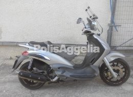 Piaggio Beverly 500 Scooter 500cc Roller / Scooter