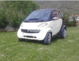 Smart Fortwo 600cc Κομπάκτ
