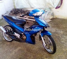 Modenas Αλλο 125cc Παπί