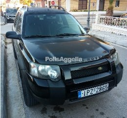 Land Rover Freelander1 facelift 1800cc 4X4 / Τζίπ / SUV