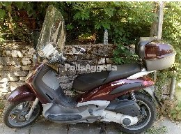 Piaggio Beverly 200 200cc Roller / Scooter
