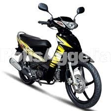 Kymco axr 110cc Παπί