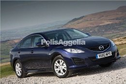 Mazda 6 Λιμουζίνα / Sedan