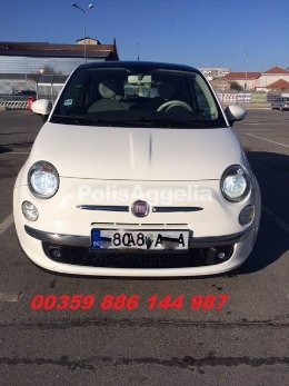 Fiat 500 TWIN AIR TURBO 900cc Κομπάκτ