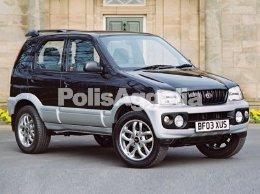 Daihatsu TERIOS 1500cc 4X4 / Τζίπ / SUV