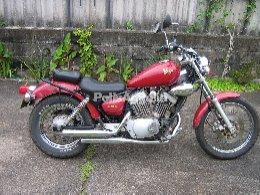 Yamaha Virago 535cc Μηχανή Δρόμου