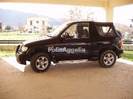 Kia Motors Sportage 2000cc 4X4 / Τζίπ / SUV