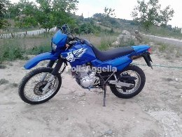 Yamaha XT 500E 500cc Enduro